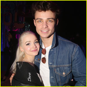 Dove Cameron Admits She's 'in Love' with Boyfriend Thomas Doherty!