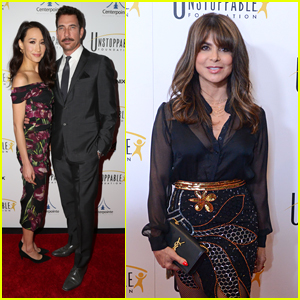 Dylan McDermott & Maggie Q Attend Unstoppable Foundation Gala