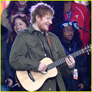 Ed Sheeran Wants To Create A New Boy Band
