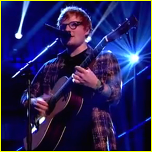 Ed Sheeran Performs 'What Do I Know?' on Red Nose Day - Watch Now!