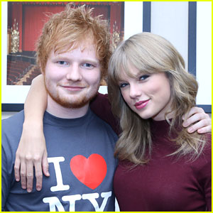 Ed Sheeran Reveals When Taylor Swift Will Release New Music