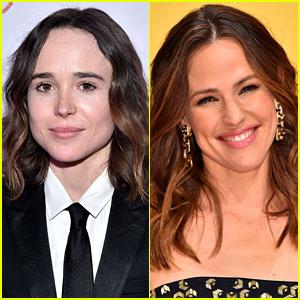 Ellen Page & Jennifer Garner to Read 'Juno' Live with All-Female Cast