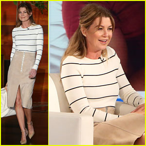Ellen Pompeo on Her Five-Month-Old Son Eli: 'He Is the Sweetest Thing Ever'