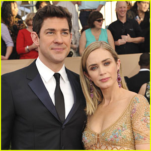 Emily Blunt & John Krasinski to Star in First Film Together!