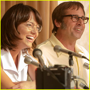 Emma Stone & Steve Carell's 'Battle of the Sexes' Gets Release Date