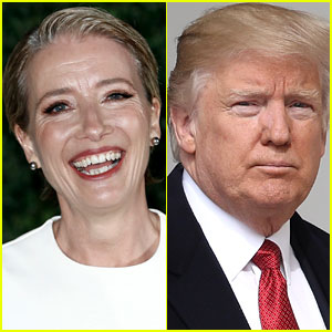 Emma Thompson Says Donald Trump Asked Her Out