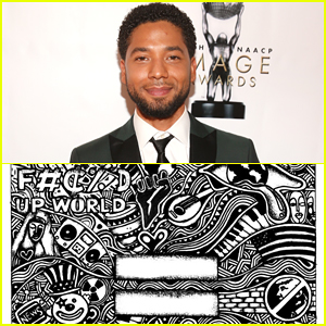 Empire's Jussie Smollett Goes Political In 'F.U.W.' Music Video - Watch Here!