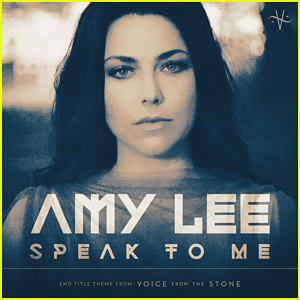 Evanescence's Amy Lee Debuts 'Speak To Me' Music Video For 'Voice From The Stone' - Watch Here!