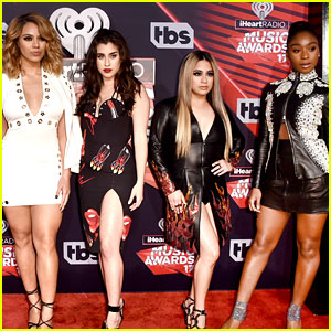 Fifth Harmony Ladies Slay on iHeartRadio Music Awards 2017 Red Carpet!