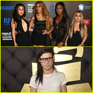 Fifth Harmony Might Be Working With Skrillex!