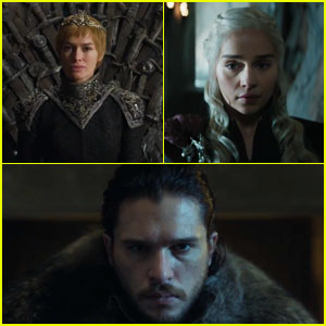 'Game of Thrones' Season 7 Trailer Features Three Main Characters - Watch Now!