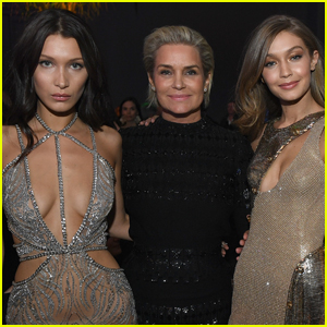 Gigi & Bella Hadid's Mom Yolanda Is Looking For The Next Supermodel
