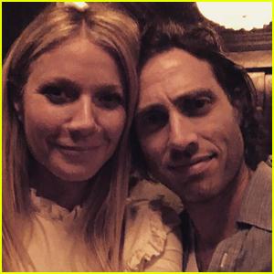 Gwyneth Paltrow Shares Rare Pic With Boyfriend Brad Falchuk