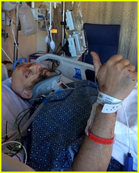 'Harry Potter' Actor in Terrible Car Crash Has Emotional Reunion with Dog