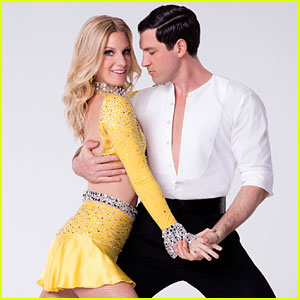 Heather Morris Reveals Which 'Glee' Co-Stars Want Tickets for 'DWTS'!