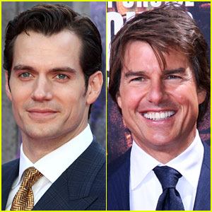 Henry Cavill Joins Tom Cruise in 'Mission: Impossible 6'