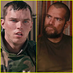 Nicholas Hoult & Henry Cavill Go to War in 'Sand Castle' Trailer