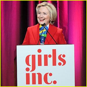 Hillary Clinton Speaks Words of Wisdom for International Women's Day