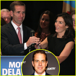 Beau Biden's Widow is Dating His Married Brother Hunter