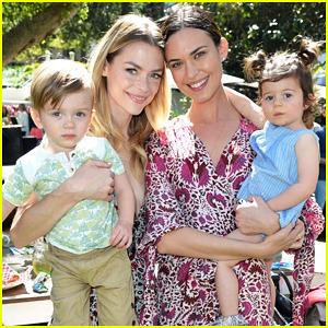 Jaime King & Odette Annable Make It A Family Affair At Emily & Meritt for Pottery Barn Kids Collection Celebration!