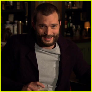 Jamie Dornan Recites 41 Irish Terms for Drunk on 'Kimmel'