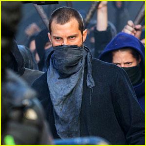 Jamie Dornan Starts Filming 'Robin Hood' in Croatia - See Pics!