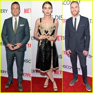 Jason Segel, Rooney Mara, & Charlie McDowell Premiere their Netflix Film 'The Discovery'