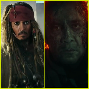 Javier Bardem is After Johnny Depp in New 'Pirates of the Caribbean 5' Trailer - Watch Now!