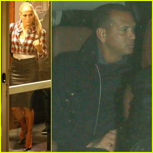 Alex Rodriguez Reportedly Calls Jennifer Lopez His 'Lady'