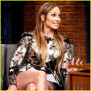 Jennifer Lopez Explains the Lazy Way She Got a Black Eye