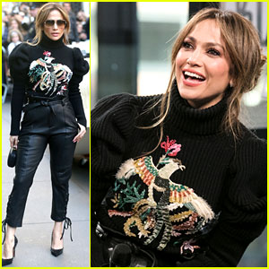 Jennifer Lopez Reveals Her Favorite On-Screen Kiss!