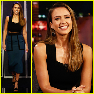 Jessica Alba Met A Cop Who Got Her Face Tattooed On His Arm!