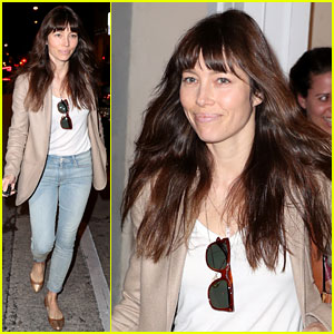 Jessica Biel Shares Fun Photo with Justin Timberlake!