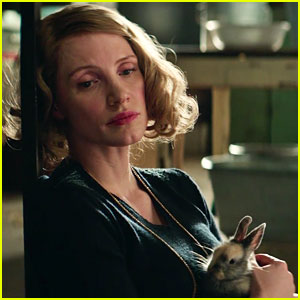 Jessica Chastain's Performance in 'The Zookeeper's Wife' Will Blow You Away - Exclusive Clip!