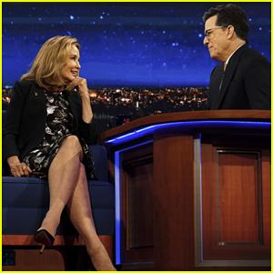 Jessica lange s legs speaking