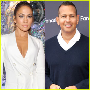 Jennifer Lopez is Dating Alex Rodriguez - Report