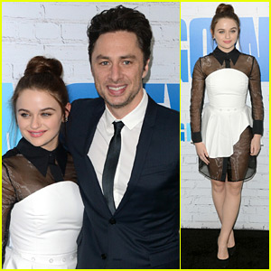Joey King Takes Over JJ's Instagram Story for 'Going in Style' Premiere! (Video)