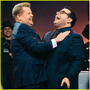 Josh Gad Auditions To Be James Corden's 'The Late Late Show' Co-Host - Watch Here!