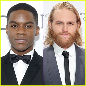 Jovan Adepo & Wyatt Russell Team Up for 'Overlord'!