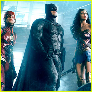 'Justice League' Movie Trailer Debuts - Watch Now!