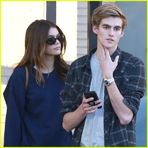 Kaia & Presley Gerber Made The Honor Roll at School!