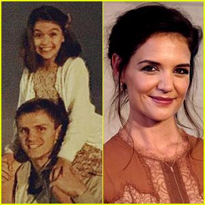 Katie Holmes' Daughter Suri Cruise Is Her Mini-Me!