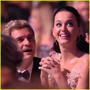 Katy Perry & Orlando Bloom 'Still Text & Talk' After Split - Report