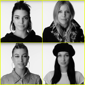 Kendall Jenner, Bella Hadid & More Speak Out For Women's Rights