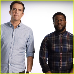 Kevin Hart & Ed Helms Share First 'Captain Underpants' Movie Trailer