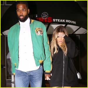 Is Khloe Kardashian Engaged to Tristan Thompson?