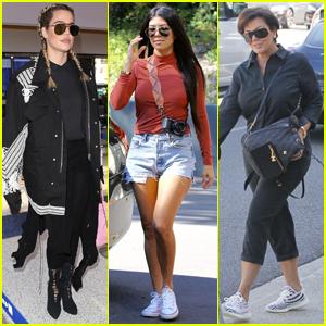 Khloe Kardashian Wishes Her Two BFFs A Happy Birthday