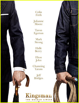 Colin Firth Confirmed for 'Kingsman' Sequel - New Poster Revealed!