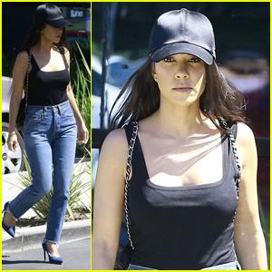 Kourtney Kardashian Tries to Attend Church Every Week