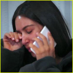 Kim Kardashian Breaks Down Over Kanye West in 'KUWTK' Promo - Watch Now